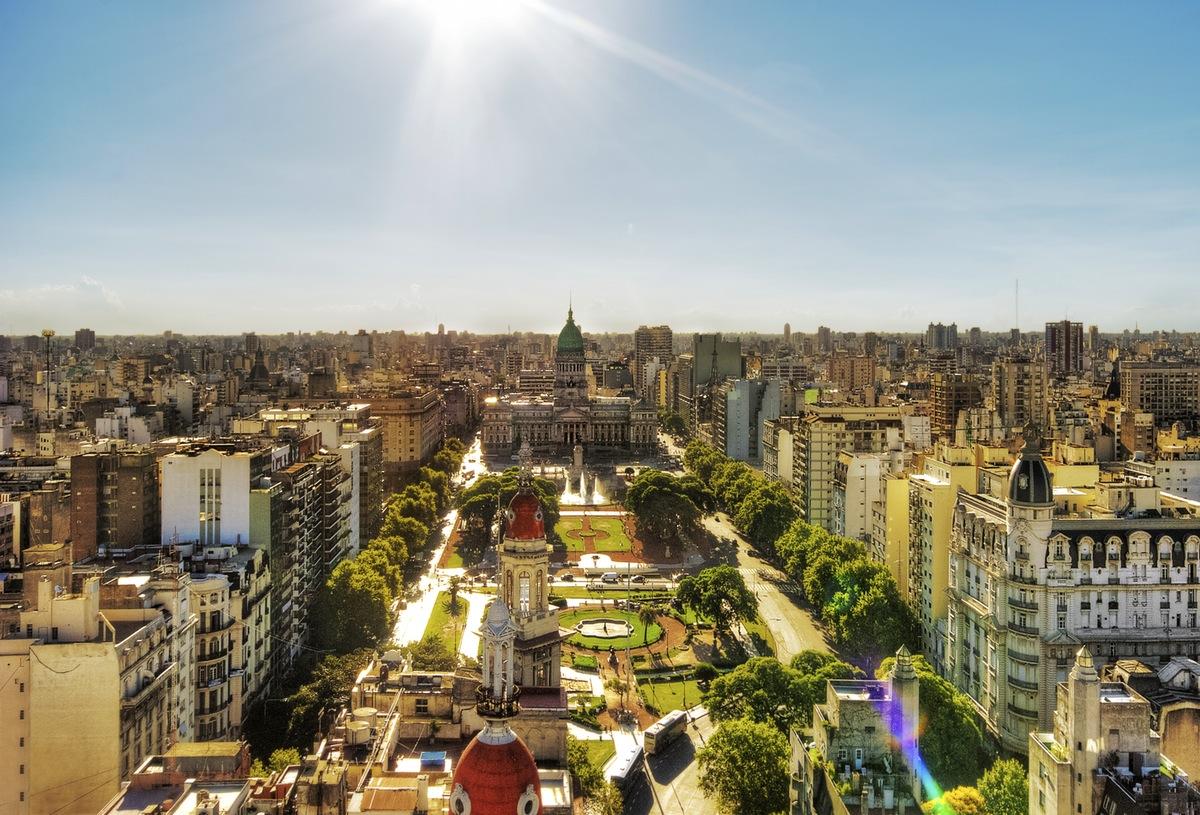 Буэнос-Айрес. Аргентина