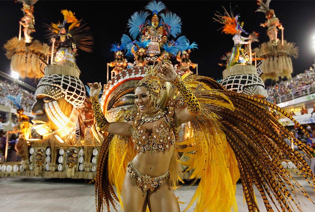 Карнавал в рио 2012 фото