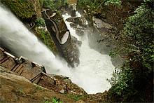 Фототур в Эквадор. Водопад Pailon del Diablo