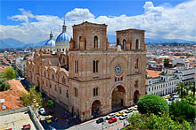 Фототур в Эквадор. Cuenca