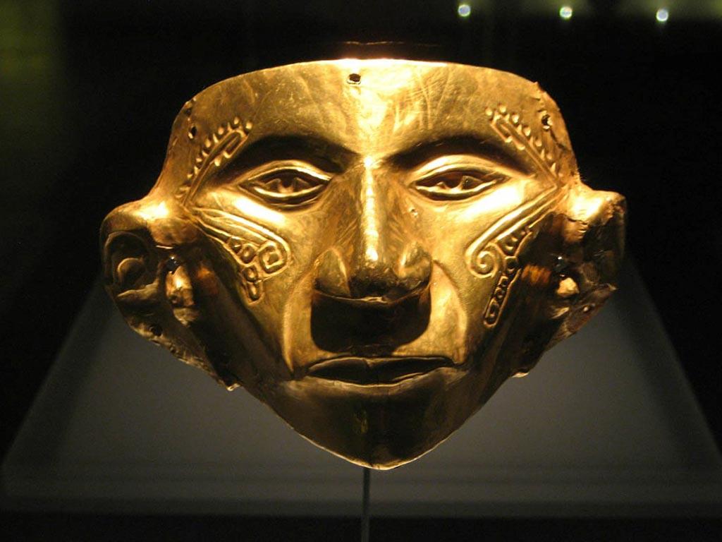 Картинки по запросу Музей Золота лима