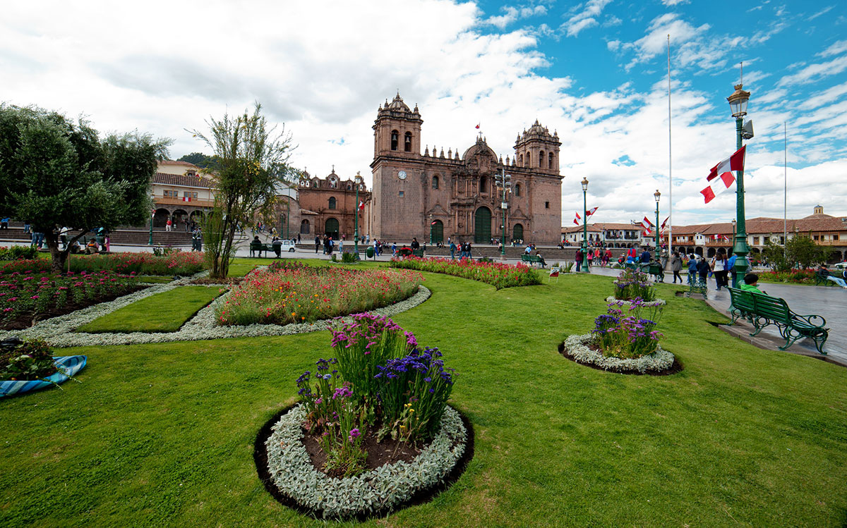 Экскурсия по Куско