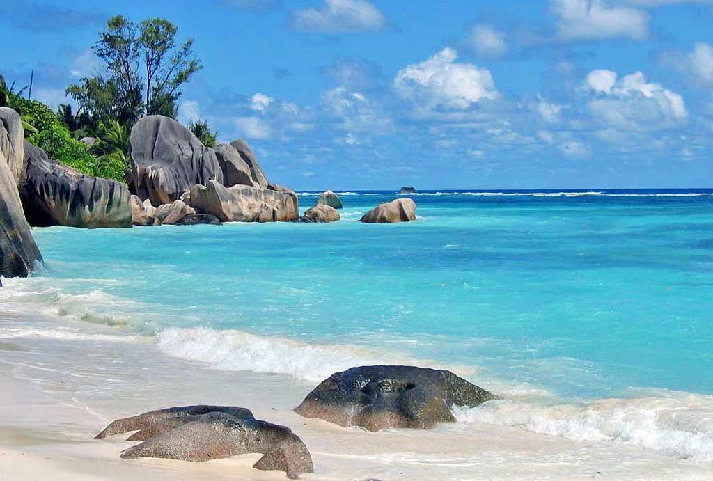 Фото пляжа в танзании