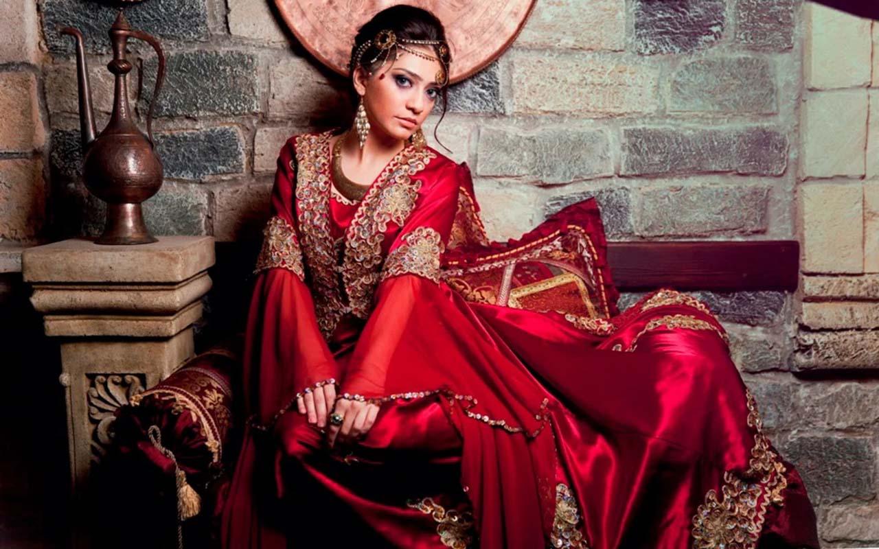 Фотосессии в османских костюмах