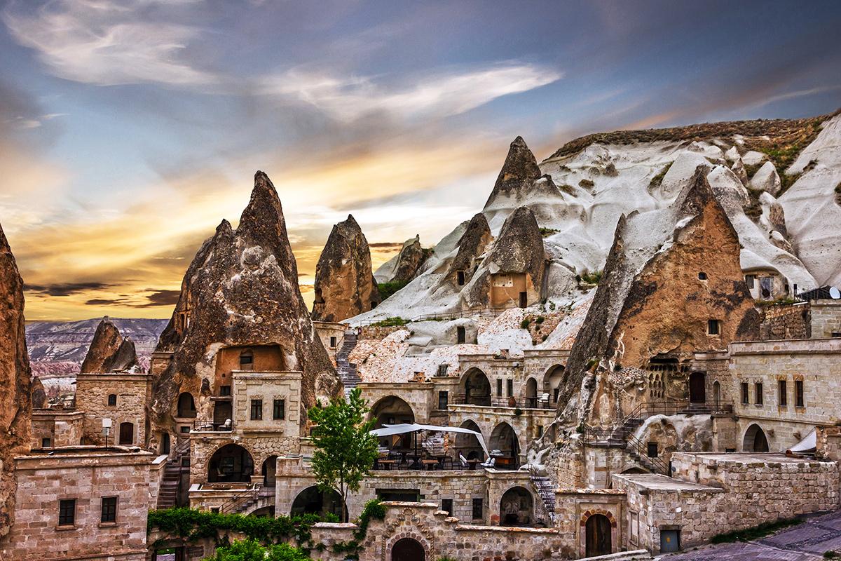Монастырский комплекс Гёреме, Каппадокия