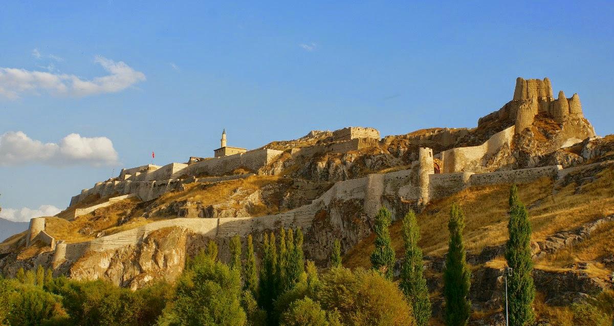 Крепость Ван