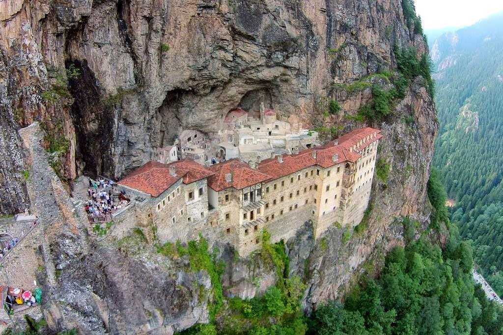 Сумельский монастырь