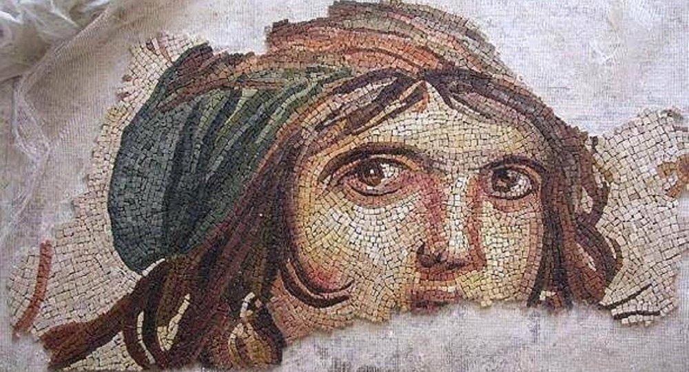 Мозаичный музей Зеугма
