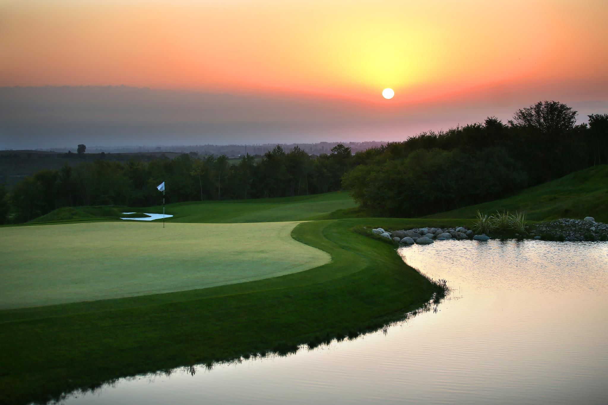 The National Golf Club Quba, Azerbaijan
