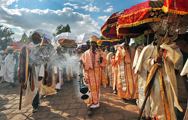 Церкви Эфиопии