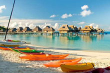 Отель Hilton Bora Bora Nui Resort & Spa 5*