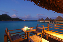 Отель InterContinental Bora Bora Le Moana Resort 4*