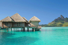 Отель The St. Regis Bora Bora Resort 5* Luxe