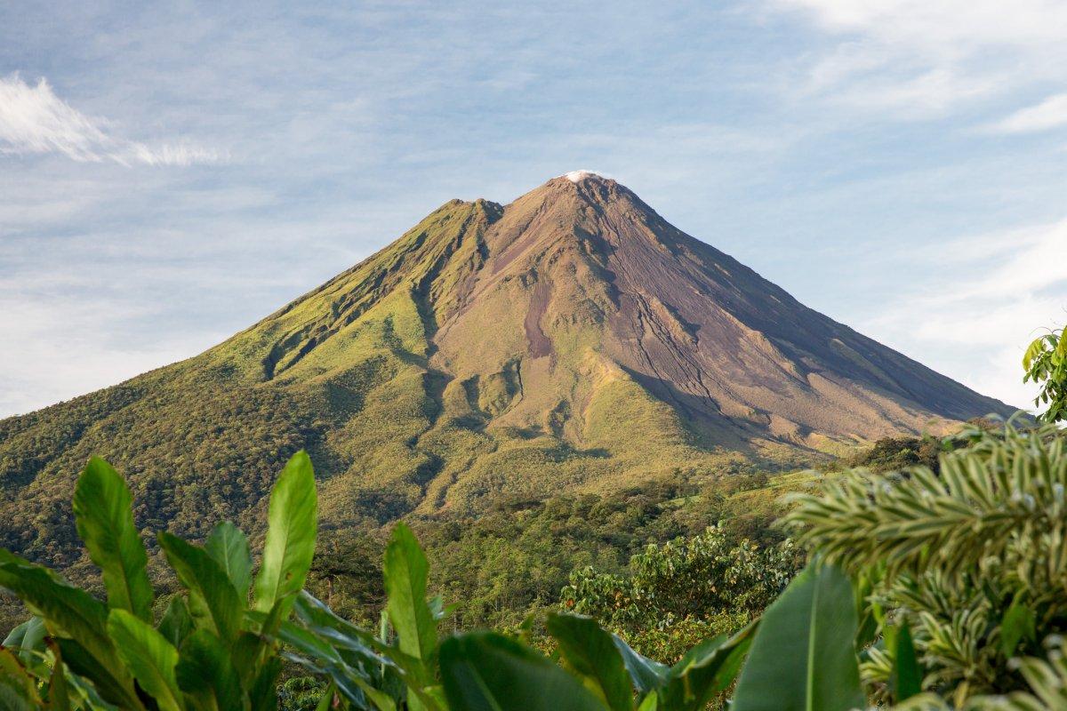 Вулкан Аренал