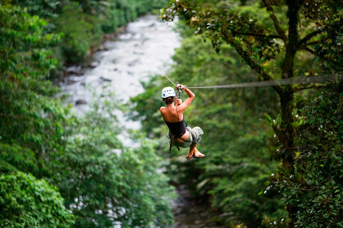 Коста-Рика. Экстрим тур