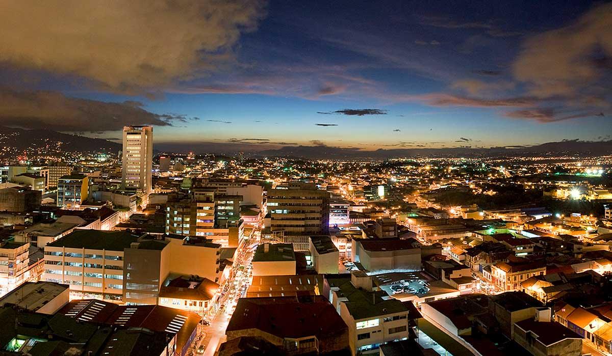 Коста-Рика. Сан-Хосе