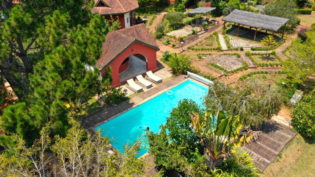 Mantasoa Lodge 3*