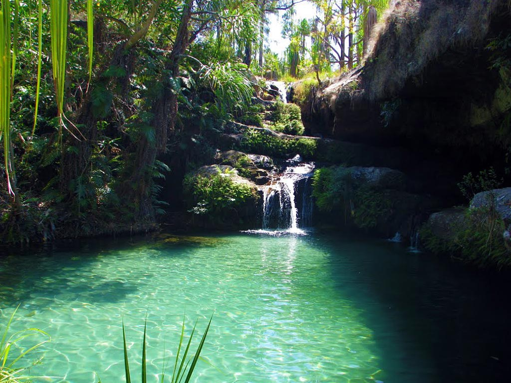 Национальный парк Исалу