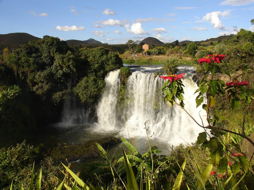 Водопад Лили