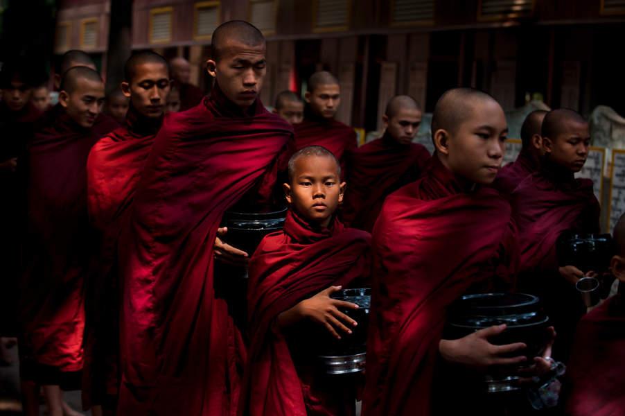Монастыря Махагандайон