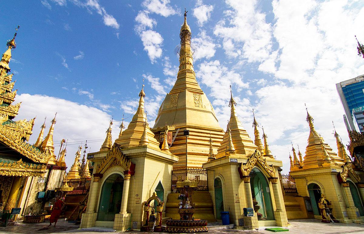 Пагода Суле