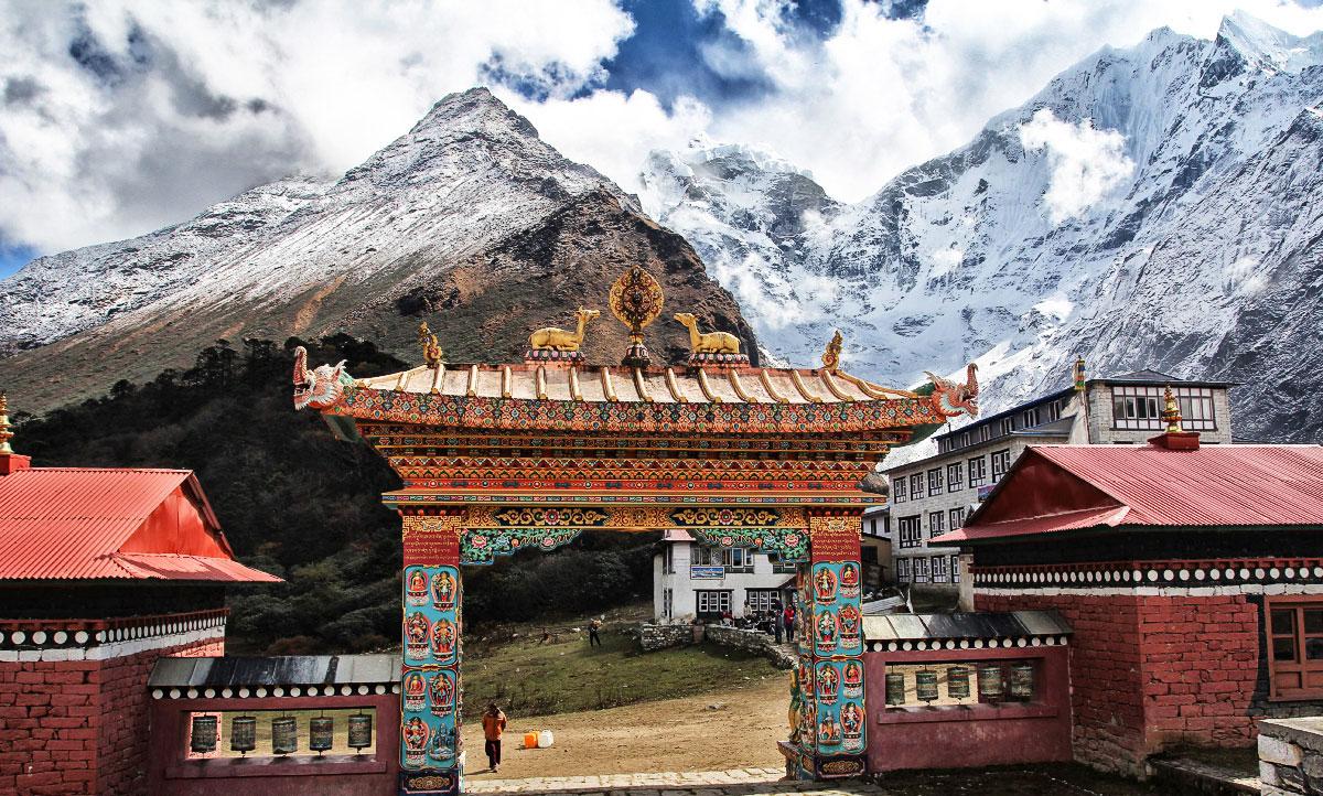 тибетские дома фото ладно, авай