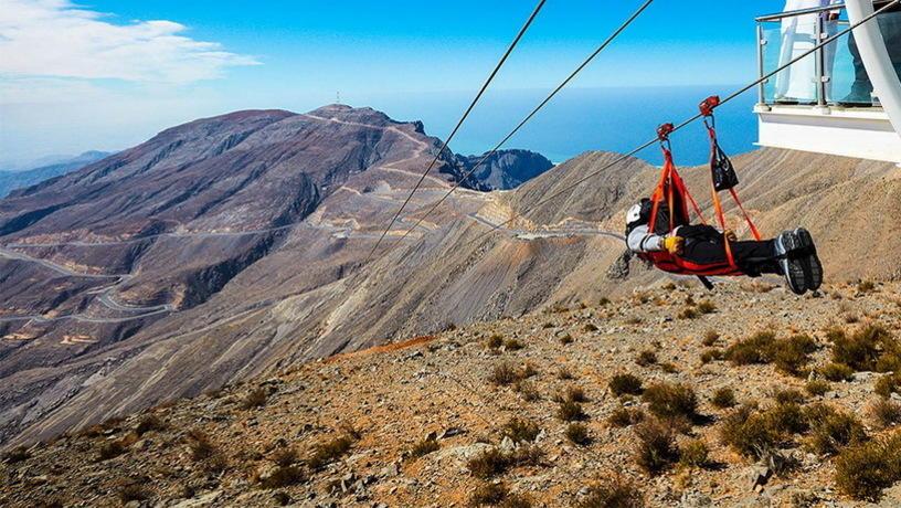 Гора Джебель Джаис