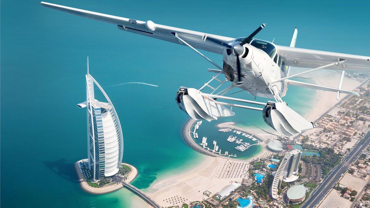 Дубай гидроплан Seawings