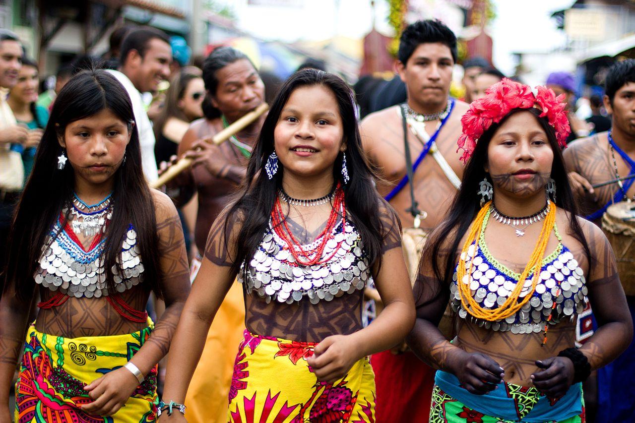 Индейцы Эмбера