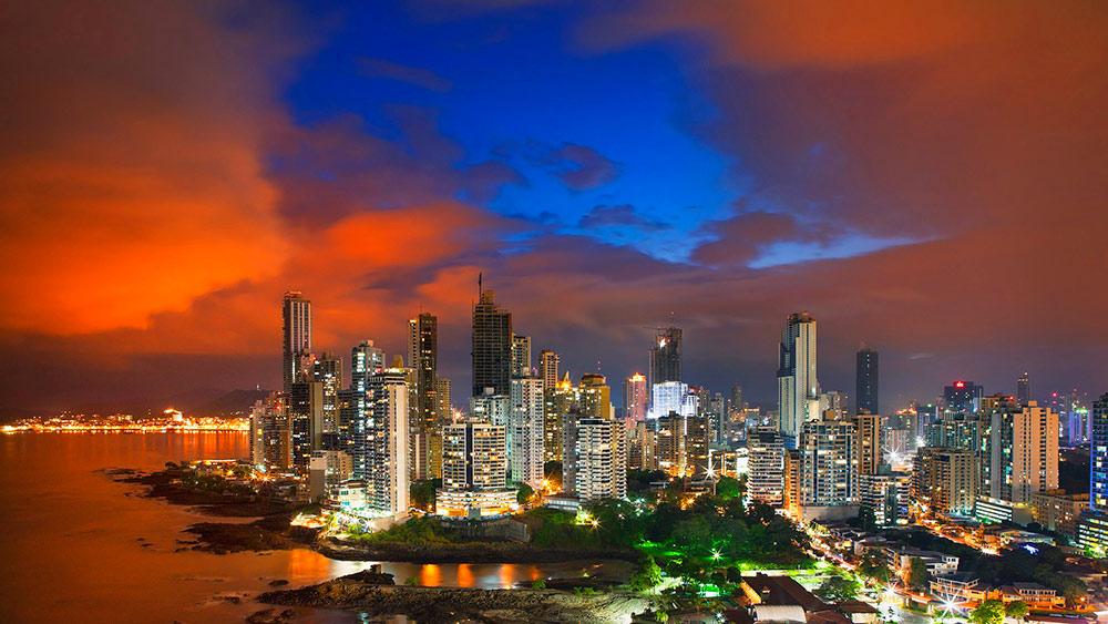 Панама. Сити