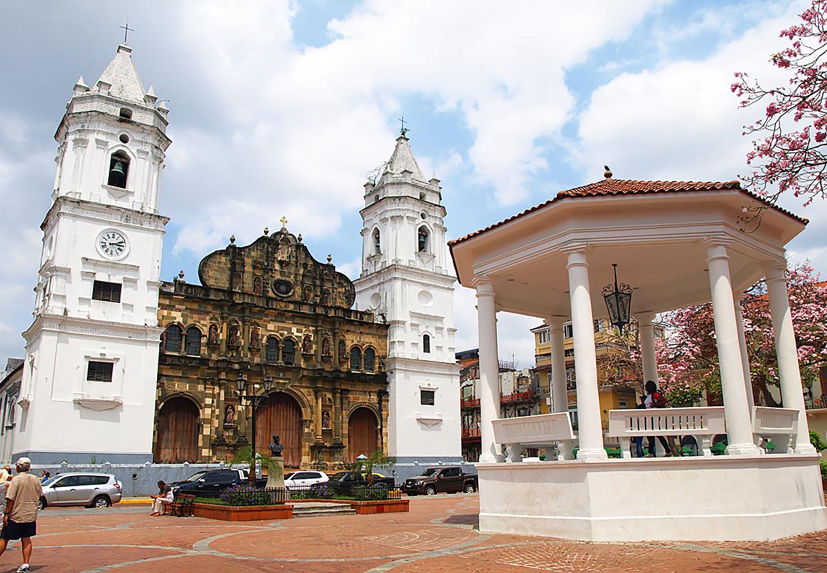 Панама. Старый город