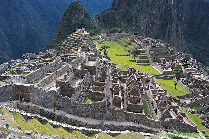Фото Перу. Мачу-Пикчу