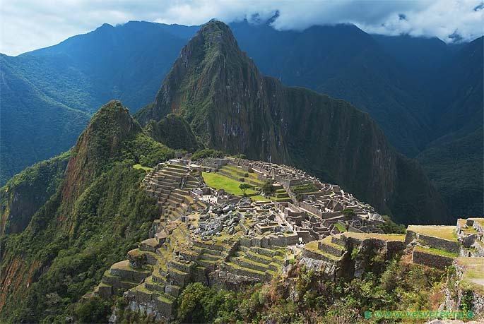 Фото Перу. Мачу Пикчу и Вайну Пикчу
