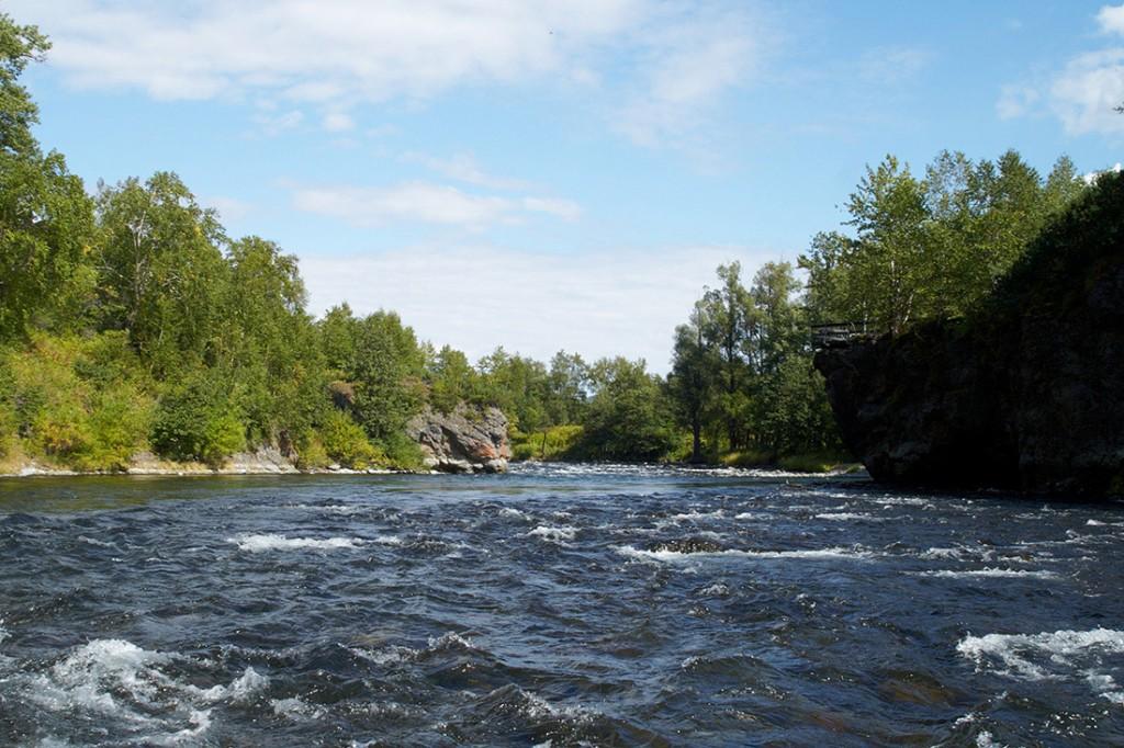 Река Голыгина