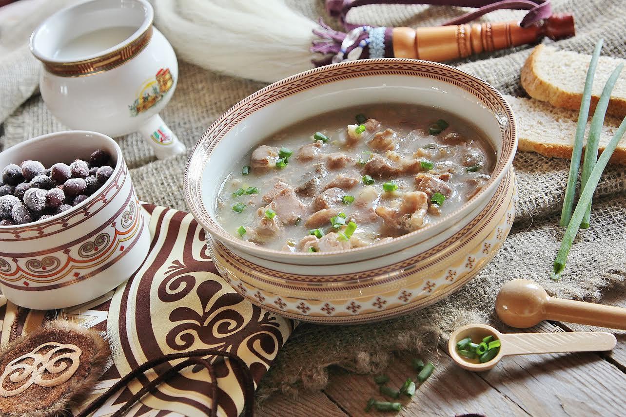 Национальная кухня Якутии