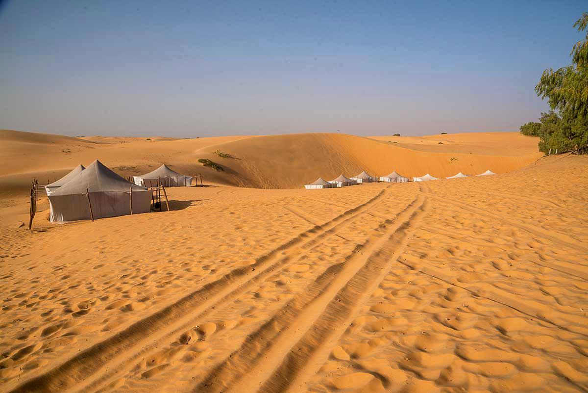 Пустыня Ломпуль