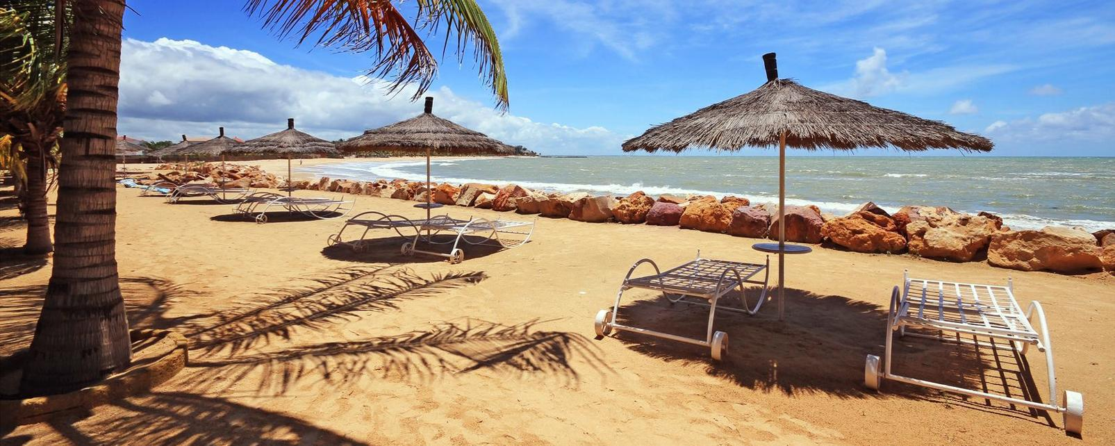 Куротное место Сали. Сенегал