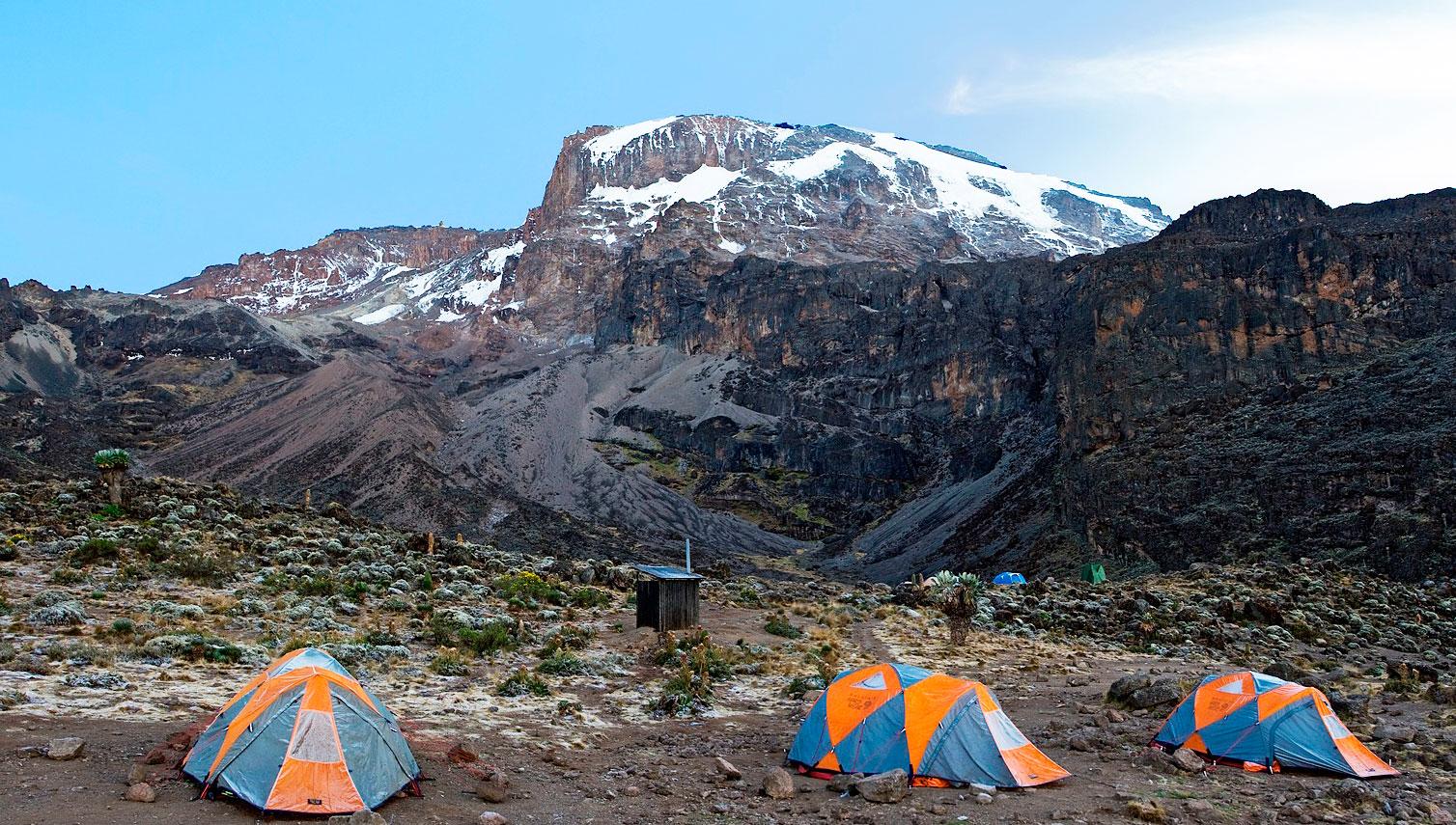 Баранка лагерь