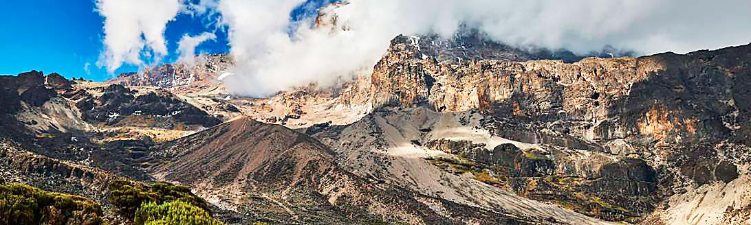 Активный тур. Восхождение на Килиманджаро. Лимоша