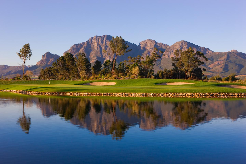 Гольф-клуб в ЮАР