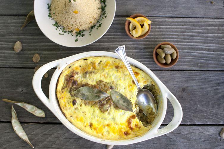 Кухня ЮАР - боботи