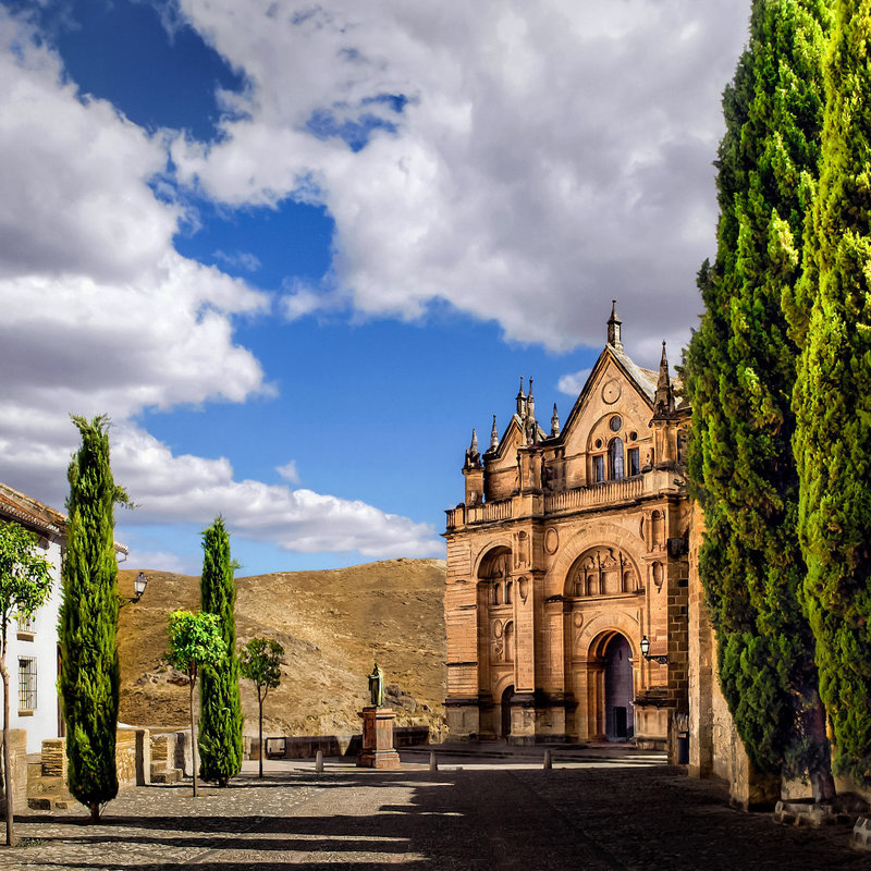 Андалусия: край веселья и счастья