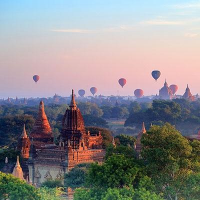 Сокровища Мьянмы