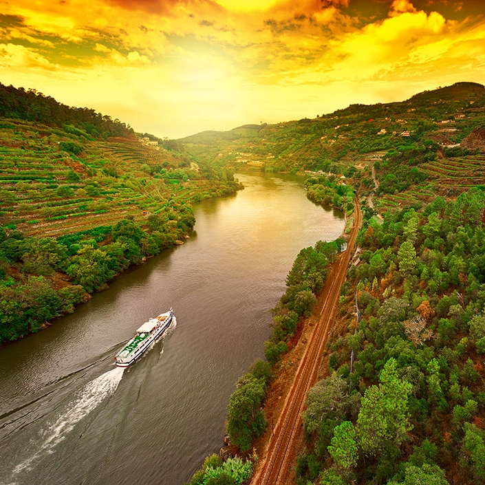 Легенды долины реки Доуру