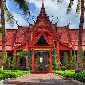 Путешествие в Индокитай: Вьетнам - Лаос - Камбоджа