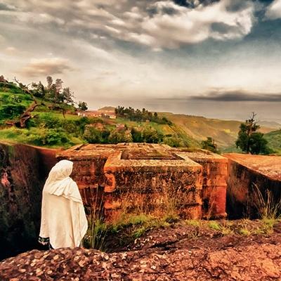 Рождество в Северной Эфиопии