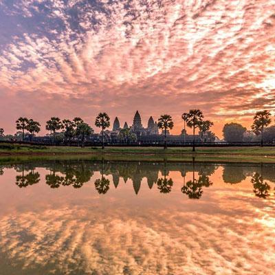 Сокровища Камбоджи + отдых в Фантьете