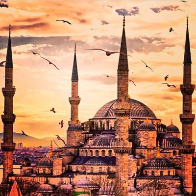 Ступени истории - от Трои до Константинополя