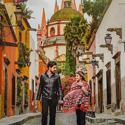 Для влюбленных в Мексику