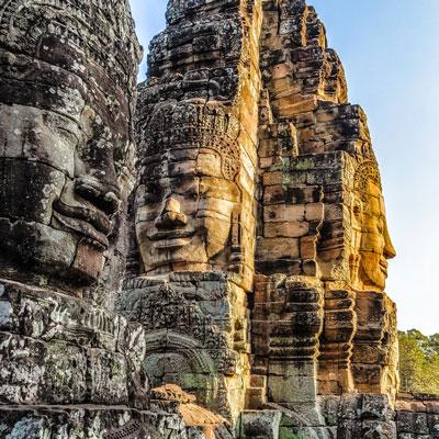 Неизведанная Камбоджа